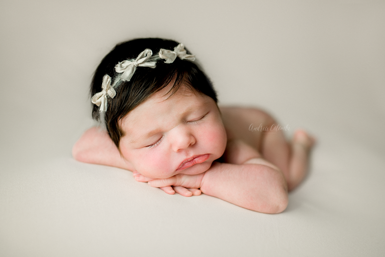 Newborn photography Andrea Colombi Photography Boca raton newborn photographer